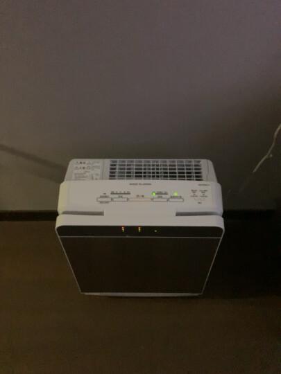 三菱电机MITSUBISHI ELECTRIC空气净化器日本制造原装进口MA-E85K-C 银色质感金属拉丝 晒单图
