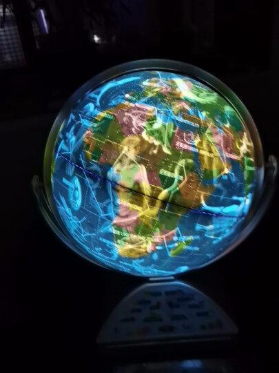 GLOBE MPR 语音点读地球仪3D立体AR智能中英文教学高清悬浮32cm摆件学习用品生日礼物  S3款:标配点读版(32cm) 晒单图
