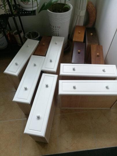 实木五斗柜卧室现代简约 彩色组合抽屉柜床头柜 CS-5 晒单图