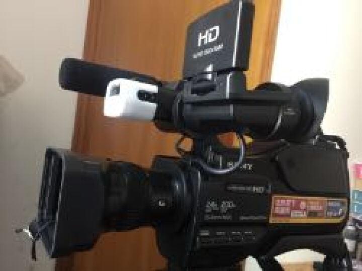 索尼(SONY)专业摄像机 HXR-MC2500肩扛式摄录一体机 MC2500/ 索尼2500C 黑色 套餐四 晒单图