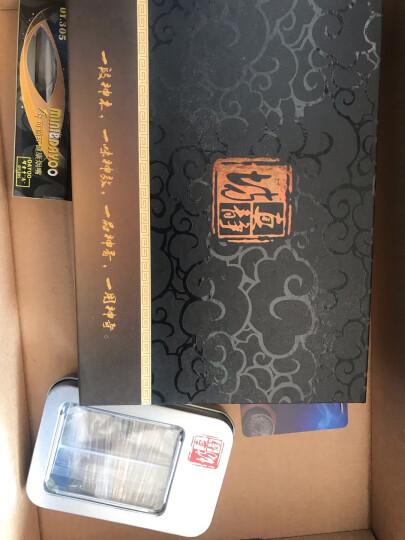 博力神 沉香烟丝 沉香木沉香根香熏烟插沉香 父亲节送长辈礼物沉香片 6A级20克铁盒礼盒送10克装 晒单图