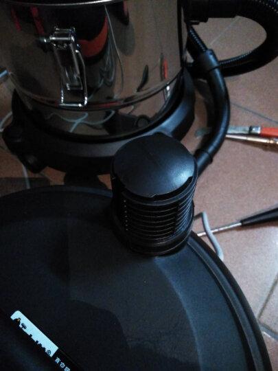杰诺 吸尘器家用商用工业大功率干湿两用地毯20升 晒单图