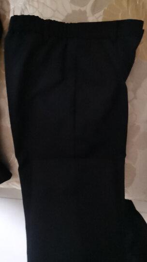 衣诺坊 韩版儿童西装套装花童外套儿童西服主持人男孩礼服大童宝宝 藏青2(西服+衬衫+西裤+2个领结+配件) 140cm 晒单图