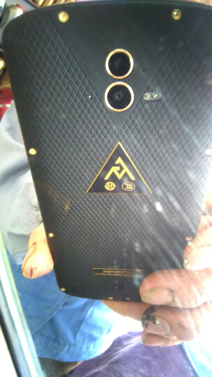 AGM X1 全网通4G 户外三防智能手机 防水防摔超长待机4+64GB 双卡双待 蓝色 晒单图