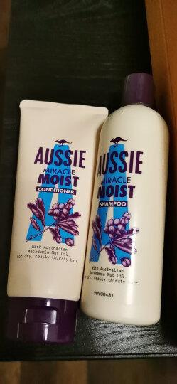 澳丝Aussie袋鼠洗发水奇迹水润300ml 无硅油 水润顺滑 晒单图