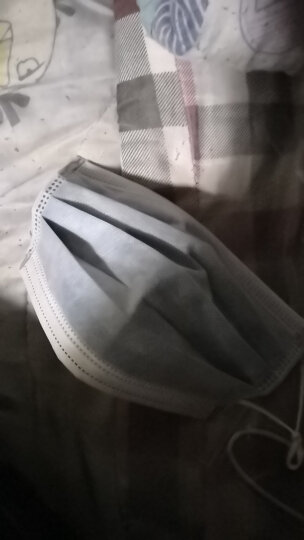 适美佳一次性口罩防尘五层活性炭口罩男女潮款20只独立装 晒单图