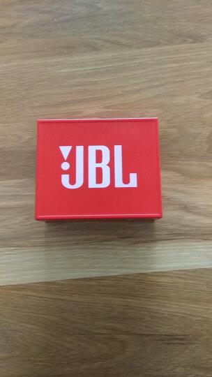 JBL GO 音乐金砖 蓝牙音箱 低音炮 户外便携音响  迷你小音箱 可免提通话 魂动红 晒单图