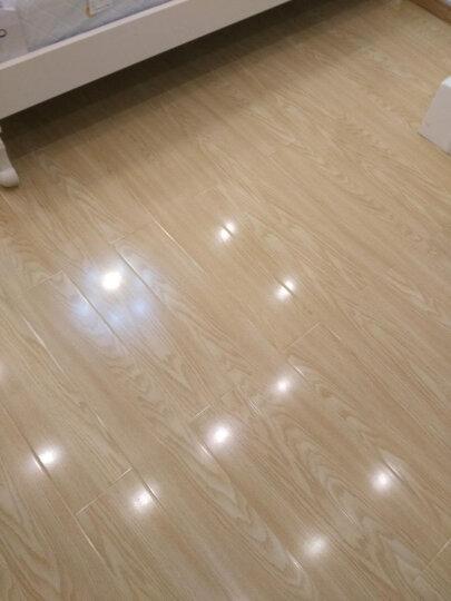 贝尔(BBL)地板 12mm 强化复合木地板 防水耐磨 仿实木地板铺装 温莎风情 淑雅 晒单图
