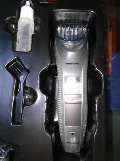 松下儿童理发器 宝宝婴儿剃头电推子电推剪剪发器  ER-GQ25-A405 晒单图