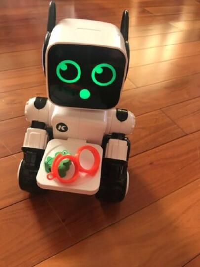 金比 儿童玩具智能机器人 电动早教益智唱歌跳舞机械战警男孩女孩礼物 智能感应平衡对战机器人 晒单图