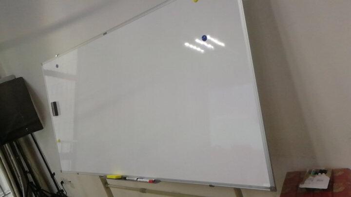 齐心(Comix)45*30cm 磁性办公教学挂式白板 会议白板 写字板 展示板 BB7624 晒单图