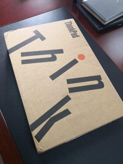 联想ThinkPad E480(03CD)14英寸窄边框笔记本电脑(i5-8250U 8G 1T RX550 2G独显 Office)黑色 晒单图