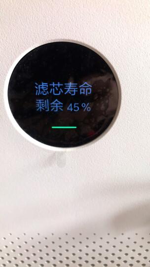 小米空气净化器2S/pro米家智能家庭用去除甲醛雾霾二手烟粉尘净化滤芯办公室3空气检测仪清新进化机器 小米空气净化器2S-官方标配 晒单图