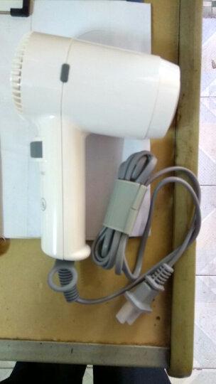 伟嘉(WIK) 德国电吹风机护理热风吹风筒5002防滑装置家庭酒店专用1250w 晒单图