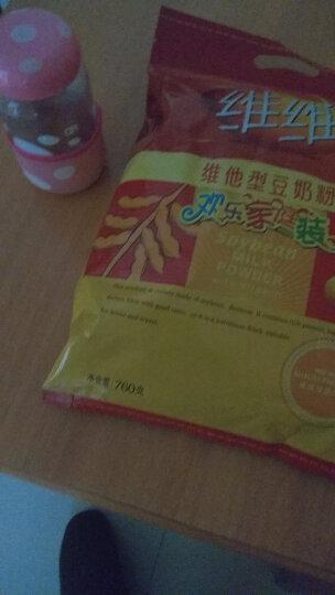 【送杯+勺】维维豆奶粉760g 大袋装家庭分享装 成人早餐休闲零食品冲饮内含23小包左右 晒单图