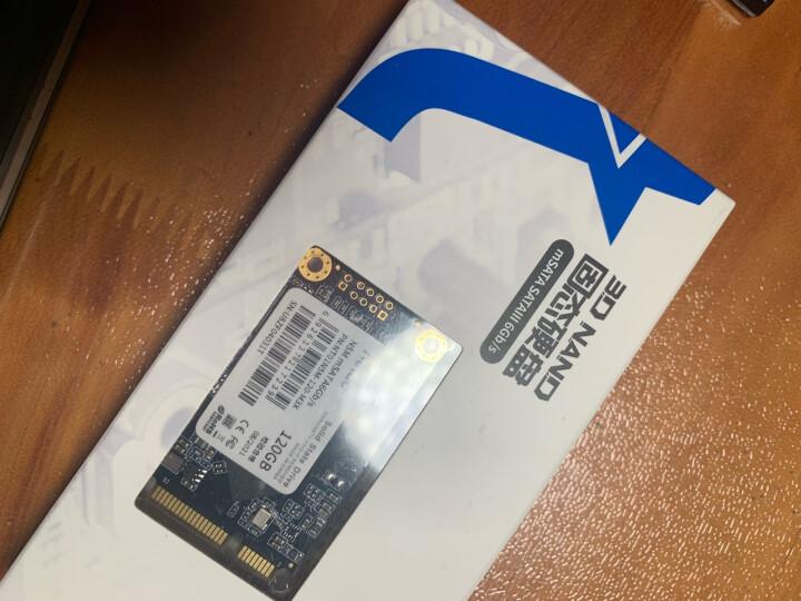 朗科(Netac)240GB SSD固态硬盘 MSATA接口 N5M迅猛系列 纤薄小巧 动力强劲 晒单图