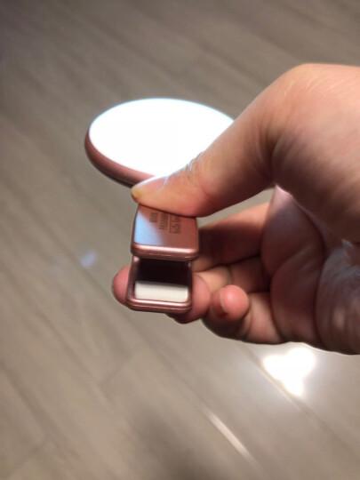 毕亚兹 手机镜头无暗角鱼眼广角微距 三合一镜头套装 专业手机自拍外接镜头 通用 JT5-黑 晒单图