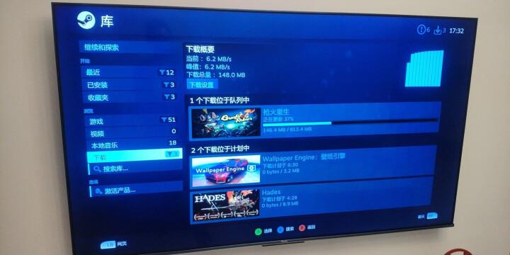 北通阿修罗2无线游戏手柄xbox360精英PC电脑电视Steam赛博朋克双人成行战神原神怪物猎人FIFA实况2k特斯拉黑 晒单图