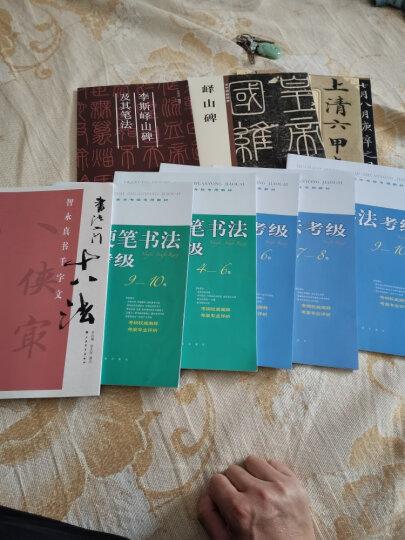 中国碑帖经典:集王羲之圣教序 晒单图