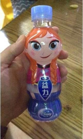 达能益力 饮用天然矿泉水 儿童卡通趣味瓶 330ml*15瓶 整箱装  迪士尼冰雪奇缘定制装 晒单图