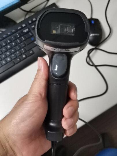 爱宝TD-6900有线二维扫描枪激光 商超快递医院仓库商品条码扫描 手机屏幕扫码收款 晒单图