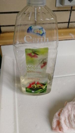 大地之选(earth choice) 【京东JOY联名款】澳洲进口植物配方洗衣液 椰子棕榈洗衣液 1000ml 晒单图