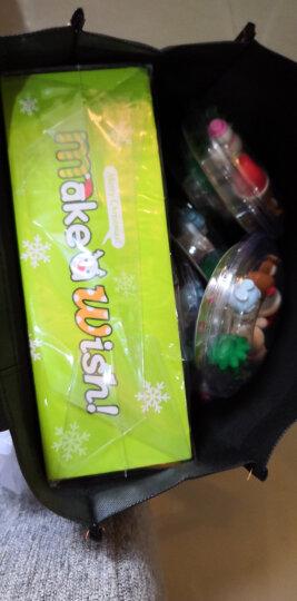 圣诞礼品 可爱盒装橡皮礼物学习用品 爱心盒装 圣诞树盒装 橡皮擦 小学生 长条蛋糕款 晒单图