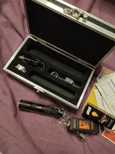 路易伯爵大烟雾电子烟套装辅助戒烟器蒸汽烟杆子烟 黑 色 晒单图