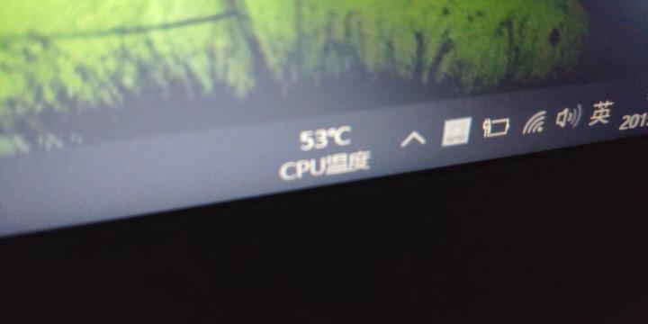 ETS六代 笔记本抽风式散热器 后吸风式侧吸风冷散热器手提电脑排风扇水冷机适用14英寸15.6 17 ETS六代USB供电带显示版本 晒单图