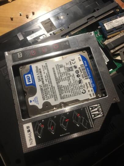 已售罄 笔记本光驱位硬盘托架 SATA硬盘支架盒 适用于SSD固态硬盘 通用款 厚度 12.7mm 晒单图