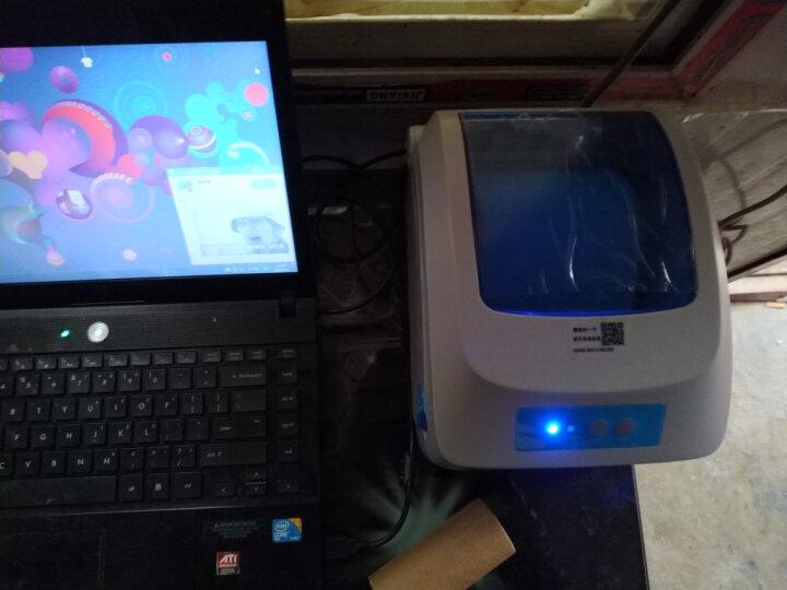 佳博(Gprinter)GP1324D蓝牙电子面单条码标签打印机热敏快递单打印机不干胶二维码一联单 蓝牙版(手机+电脑) 晒单图