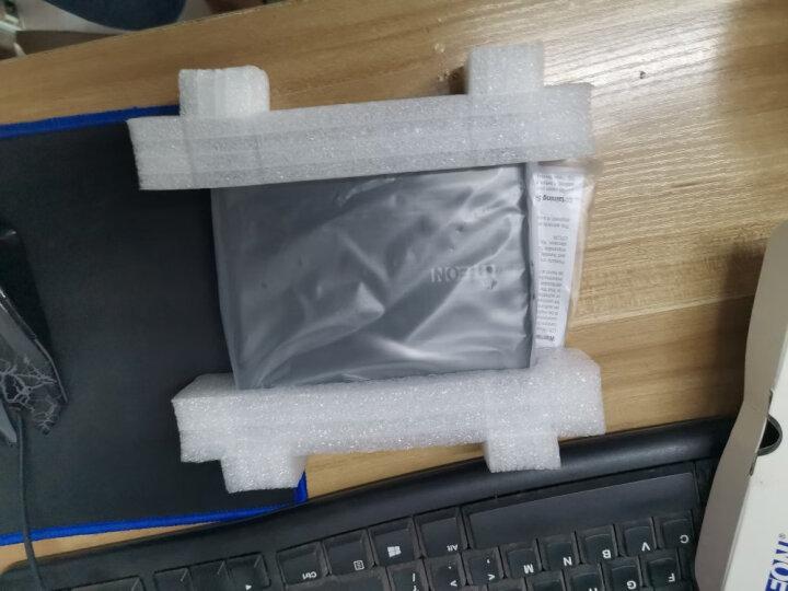 建兴(LITEON)8倍速 外置光驱 DVD刻录机 移动光驱 外接光驱 黑色(兼容WindowsXP/7/8/10苹果MAC系统/ES1)  晒单图