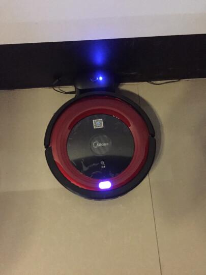 美的(Midea)智能扫地机器人 扫拖一体 全自动拖地机R1-L083B家用吸尘机 可吸小米粒  晒单图
