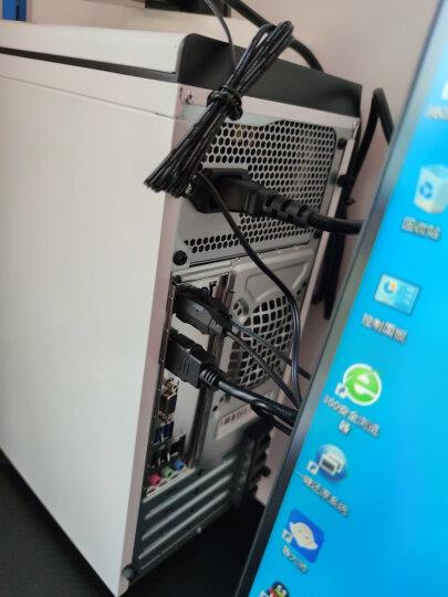 攀升 Elite E15 i5 10400六核/H410/240G固态+1TB/高频8G/商务键鼠/家用办公游戏组装电脑台式主机UPC 晒单图