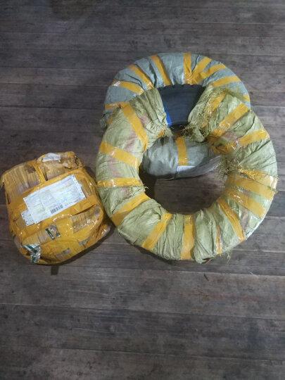 朝阳好运货车轮胎 全钢胎 钢丝轮胎CR926 真空胎 中策橡胶生产 825R20 16层 内胎+外胎 晒单图