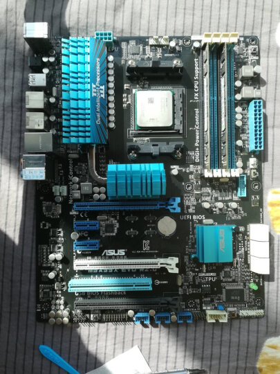 AMD 八核CPU FX-8300 小盒装 3.3G AM3+ 处理器 不含散热器 晒单图