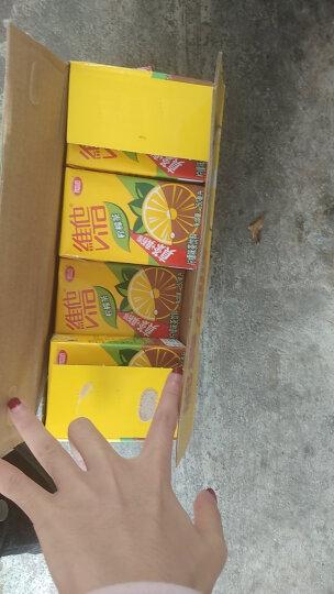 维他奶 维他柠檬茶饮料250ml*16盒 整箱装 晒单图