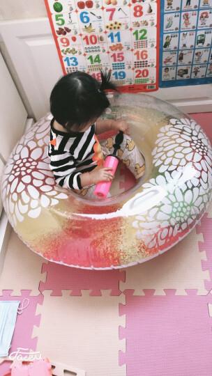 INTEX 58681儿童充气潜水镜 海滩水桶沙滩桶 玩沙工具 戏水玩具 带提绳 晒单图