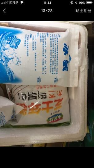 韩国芝士年糕部队火锅食材夹心拉丝马克定食 500g (送辣椒酱) 三色混搭 晒单图