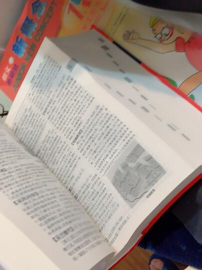 现代汉语词典第7版+成语大词典单色本+古汉语常用字字典商务印书馆 初高中大学成语大词典汉语工具书 晒单图