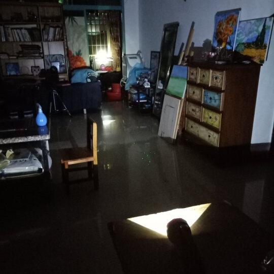 康铭(KANGMING)LED充电手提灯多功能户外露营应急灯远程照明手电KM-2651N 晒单图