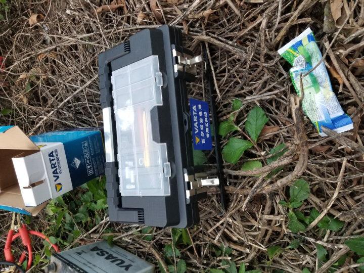 瓦尔塔(VARTA)汽车电瓶蓄电池蓝标56318 12V 福特经典福克斯自动蒙迪欧致胜MAX新福克斯翼虎以旧换新上门安装 晒单图