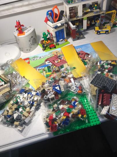 乐高/LEGO 创造SC 31080 滑雪度假屋 晒单图