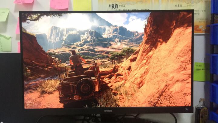 明基(BenQ)EW2755ZH 27英寸爱眼二代软硬件滤蓝光内置音箱 爱眼电脑显示器显示屏(HDMI/VGA接口) 晒单图