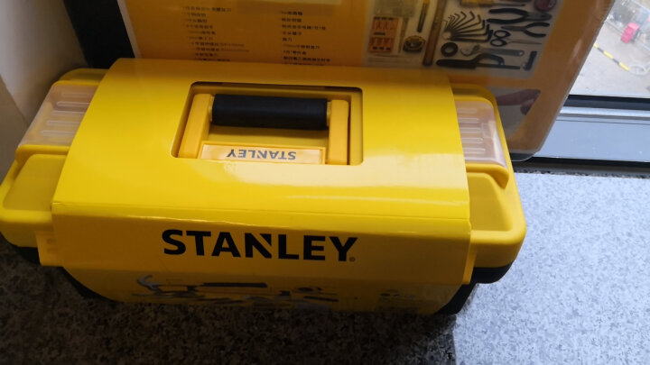 史丹利(Stanley)工具箱套装 25件套家用组套 LT-801 晒单图