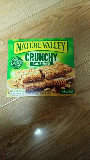 【任意6盒送1盒】西班牙进口NaturalValley天然山谷香脆谷物燕麦条全谷物燕麦棒能量棒代餐 蜂蜜口味210g 晒单图