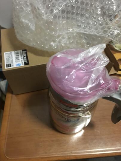 紫丁香 玻璃防漏油壶 控油调料瓶无铅食品级酱油醋瓶650ML(颜色随机) 晒单图
