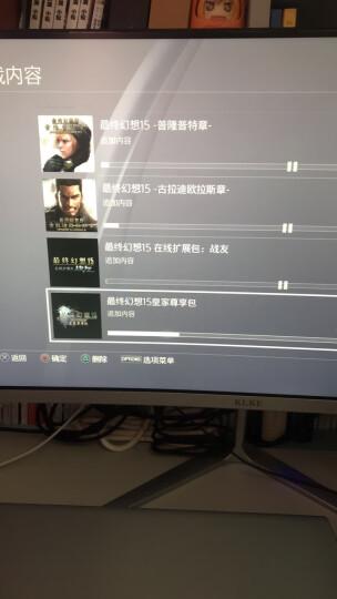 索尼 PS4 Slim/Pro游戏光盘 地平线白金版-中文动作角色扮演类 晒单图