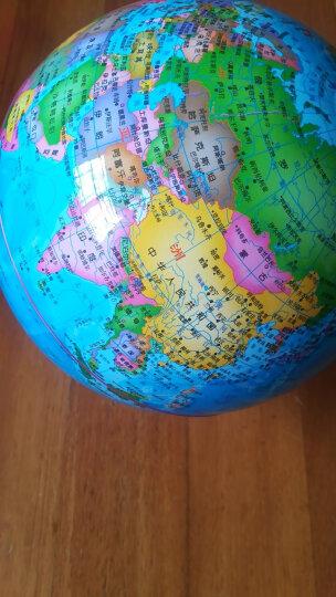 博目地球仪 20cm学生地理学习地球仪 办公用品 教学研究摆件 教学用品(赠中学地理实用参考地图册及地理学习卡) 晒单图