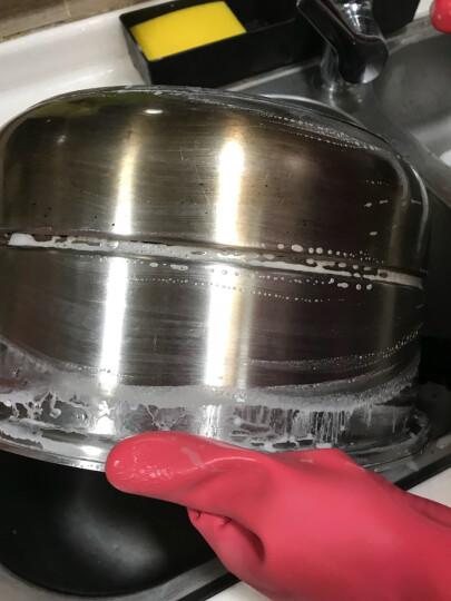 家の物语(KATEI STORY) 日本进口厨房不锈钢专用洗涤剂有效除锈剂除垢洗碗槽煤气灶光亮剂 薄荷味400g 晒单图